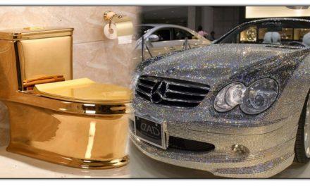 सऊदी के शाही परिवार के पास है ये 6 महंगी चीजे, जिनके पीछे उन्होंने खर्च किए है करोड़ों रुपए, जानकर आप भी हों जाएंगे पागल