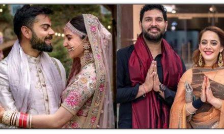 भारत के ये 7 क्रिकेटर ने बॉलीवुड अभिनेत्रियों के साथ की शादी, जानिए उनके बारे में…