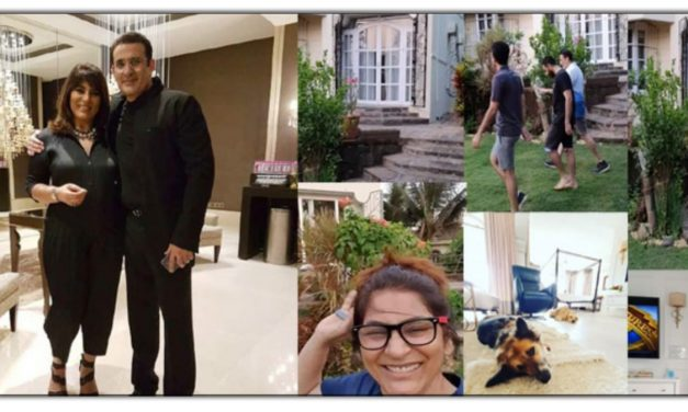 अर्चना पूरन सिंह जीती है ऐसी लक्ज्युरिस लाइफ, देखिए उनके आलीशान महल जैसे घर की तस्वीरें