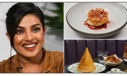 """देखिए प्रियंका चोपड़ा की रेस्टोरेंट """"सोना"""" की तस्वीरे, ढोंसा से लेकर पकोड़े तक सब कुछ मिलता है यहां…."""