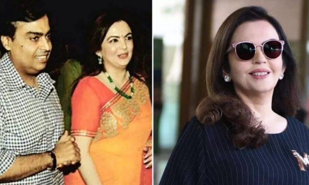 नीता अंबानी करती थी 800 रुपए में टीचर की नोकरी, मुकेश अंबानी के साथ शादी करने से पहले रखी थी ये शर्त