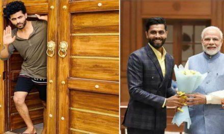 एकदम आलीशान और वैभवी है स्टार क्रिकेटर रविंद्र जडेजा का घर, तस्वीरों में दिखता है एकदम महल जैसा…