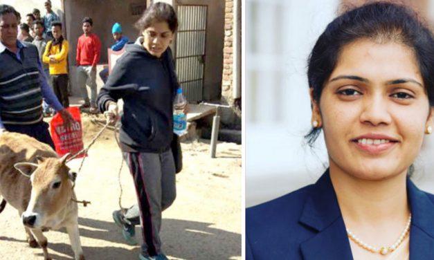 इस लेडी सिंघम का नाम सुनते ही कांपने लगते है गुनेगार, काम ऐसे किए है की जानकर आप भी सलाम करेंगे
