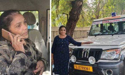 केंसर के सामने जंग जीतने के बाद गुजरात के इस जिले की महिला चलाती है एंबुलेंस, सभी लोगो की लिए बन गई मिसाल…