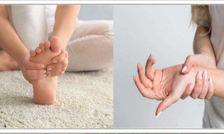 क्या आपके हाथ पैर सुन्न हो जाते हैं? तो ये उपाय आपके लिए बेस्ट है