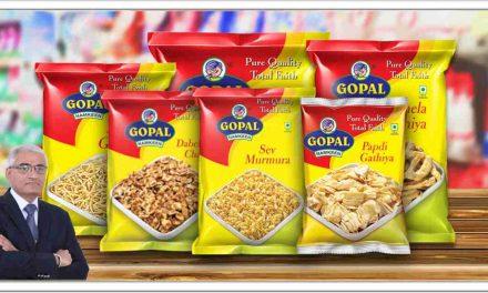 गोपाल नमकीन, बिजनेस की शुरुआत एक छोटे से कमरे से हुई थी, आज वह गुजरात की सबसे बड़ी नमकीन का मालिक है, 0 से 450 करोड़ तक की सफर